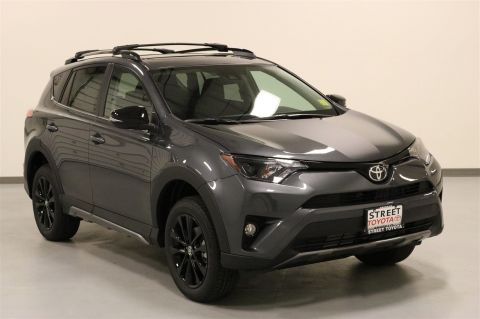 New 2018 Toyota RAV4 Adventure With Navigation & AWD