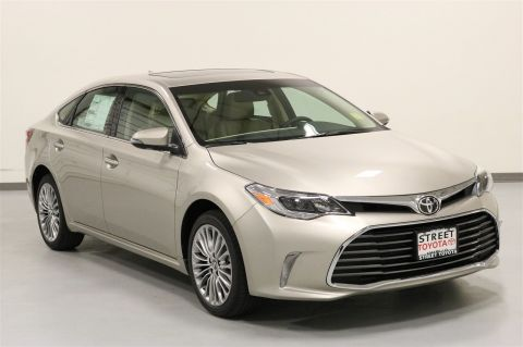 Certified Pre-Owned 2018 Toyota Avalon Limited FWD 4dr Car