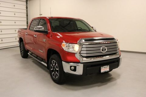 Certified Pre-Owned 2016 Toyota Tundra LTD With Navigation & 4WD