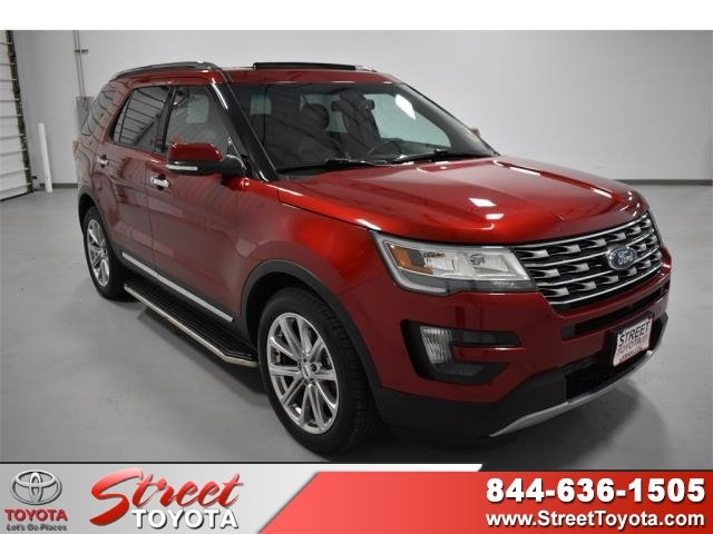 2016 Ford Explorer For Sale >> Research The Used 2016 Ford Explorer For Sale In Amarillo Tx Learn