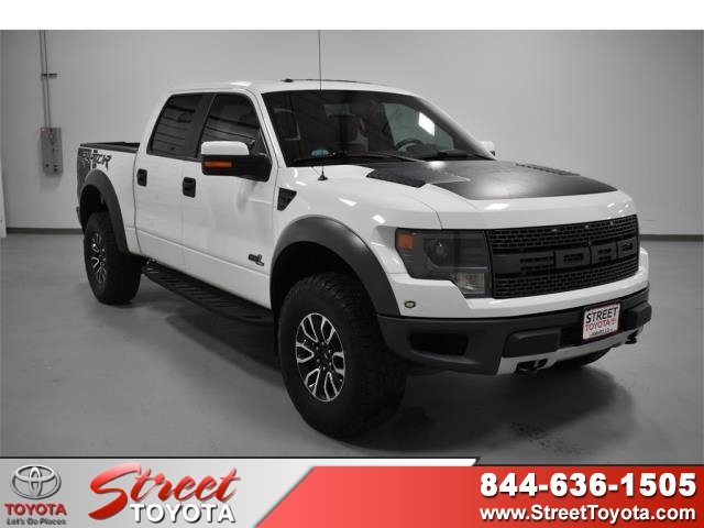 Ford Raptor Used >> Pre Owned 2014 Ford F 150 Svt Raptor 4wd Crew Cab Pickup For Sale In Amarillo Tx