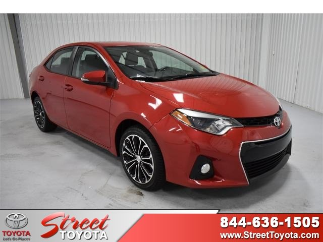 Superb Pre Owned 2016 Toyota Corolla S Plus
