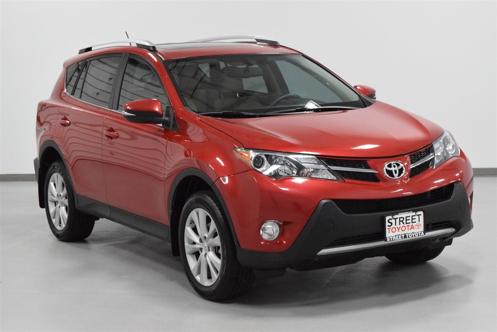 Toyota toyota rav 2013 : Certified Pre-Owned 2013 Toyota RAV4 For Sale in Amarillo, TX ...