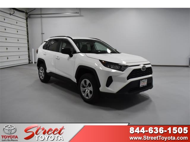 Research The New 2019 Toyota Rav4 For Sale In Amarillo Tx Learn