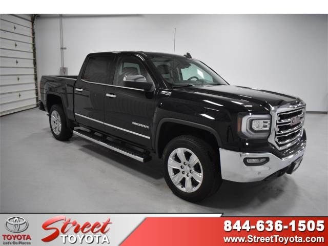 Gmc 1500 For Sale >> Pre Owned 2018 Gmc Sierra 1500 Slt 4wd Crew Cab Pickup For Sale In Amarillo Tx