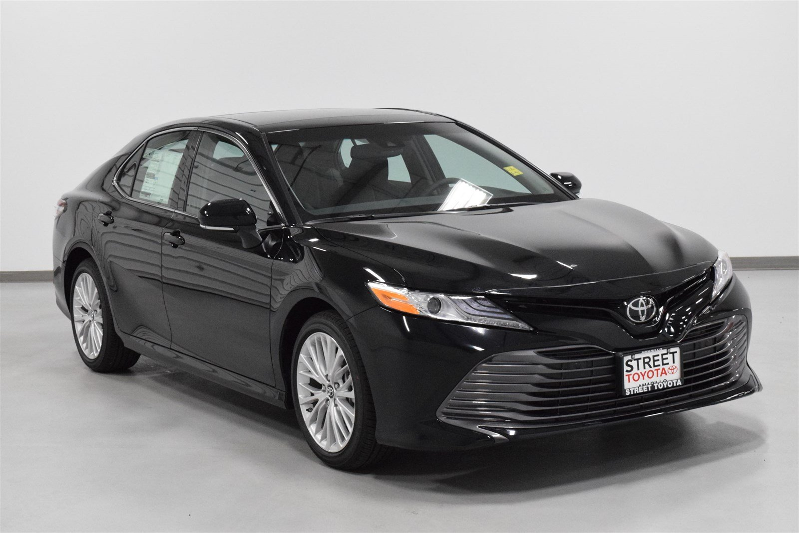 Certified Used Toyota >> New 2018 Toyota Camry XLE For Sale Amarillo TX | 19612