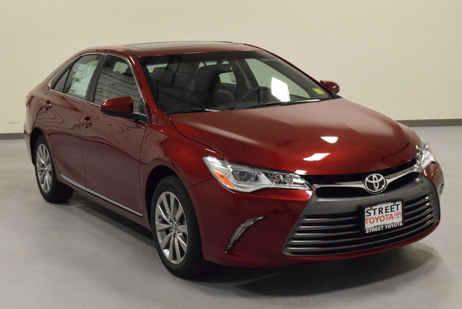 New 2017 Toyota Camry For Sale in Amarillo, TX | #17543