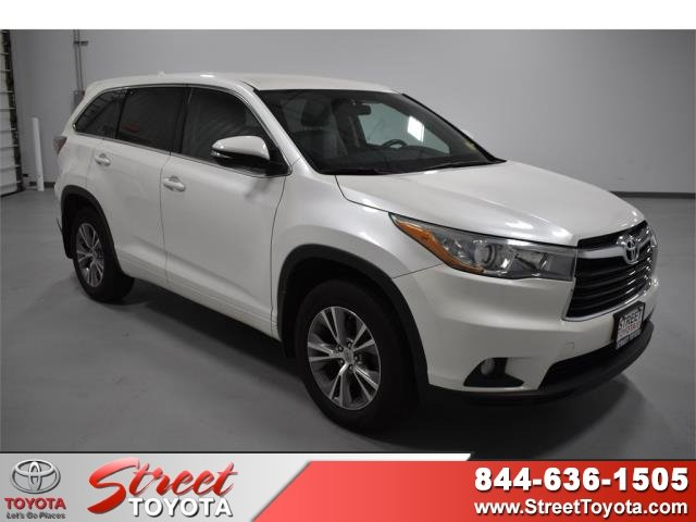 Certified Pre-Owned 2015 Toyota Highlander LE Plus