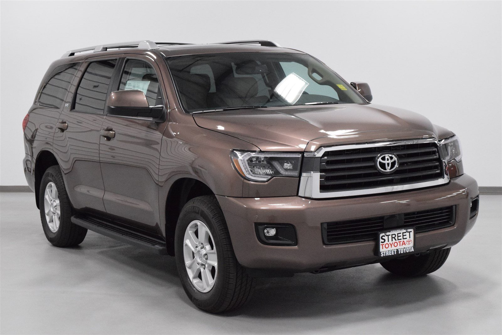 new 2018 toyota sequoia for sale in amarillo tx 19753. Black Bedroom Furniture Sets. Home Design Ideas