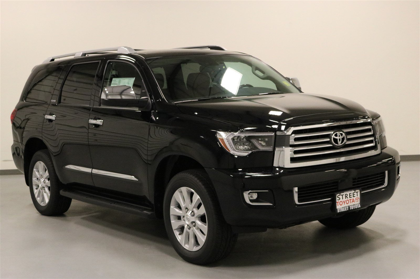 Research The New 2018 Toyota Sequoia For Sale In Amarillo