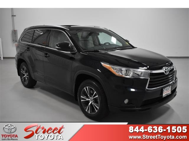 2016 Toyota Highlander For Sale >> Research The Certified Used 2016 Toyota Highlander For Sale Amarillo
