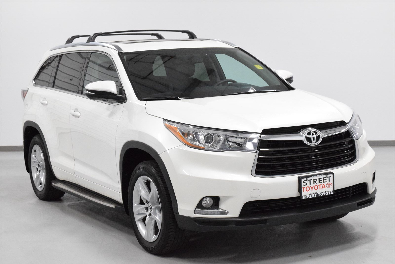 Certified Pre Owned 2016 Toyota Highlander For Sale in Amarillo TX