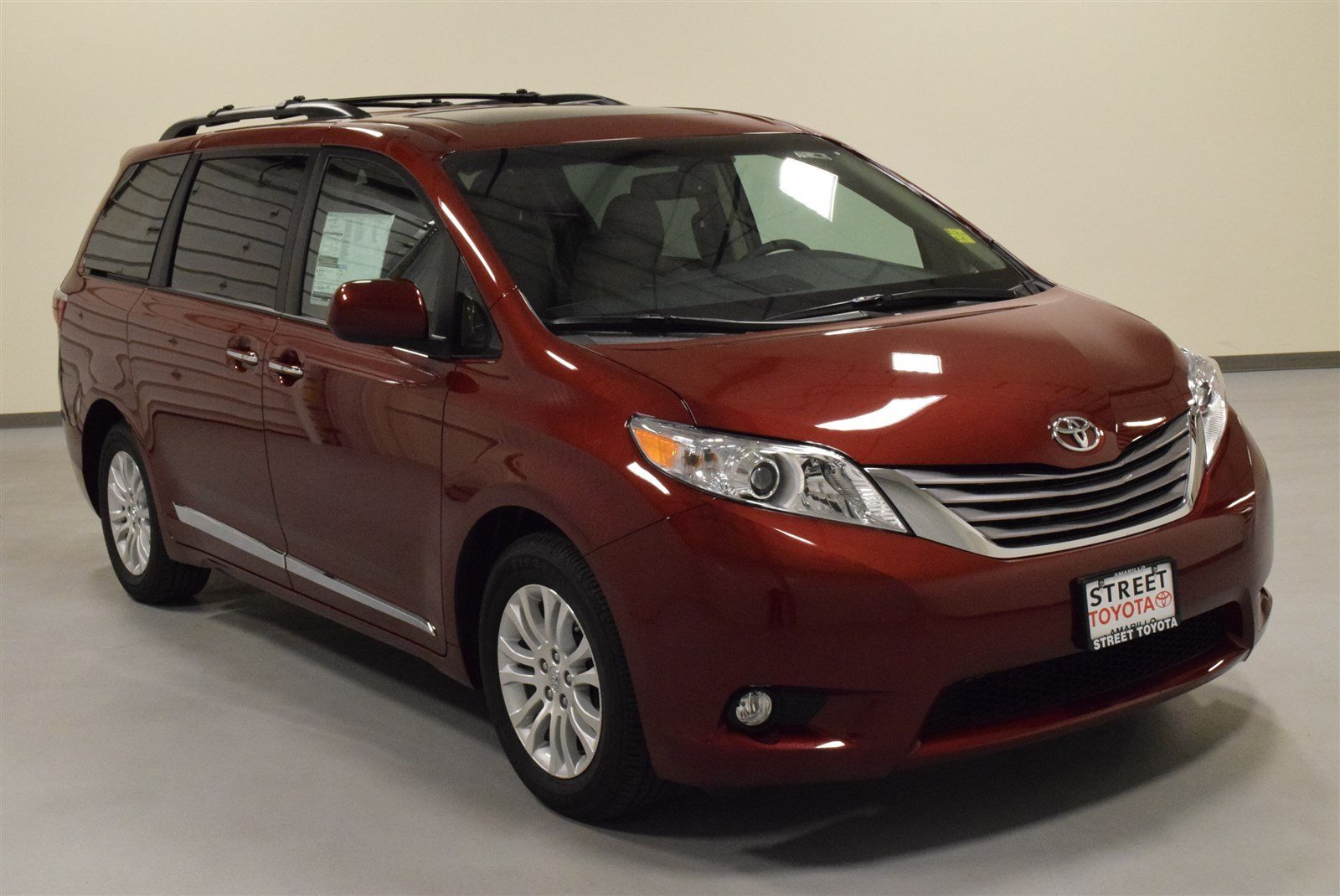 new 2017 toyota sienna for sale in amarillo tx 17309. Black Bedroom Furniture Sets. Home Design Ideas