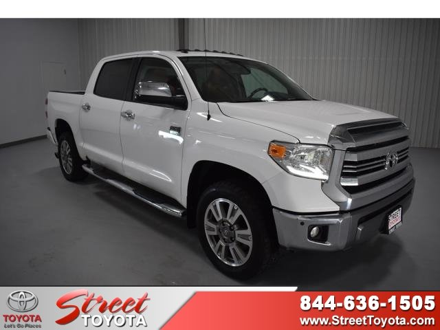 Pre Owned 2017 Toyota Tundra 4wd 1794 Edition