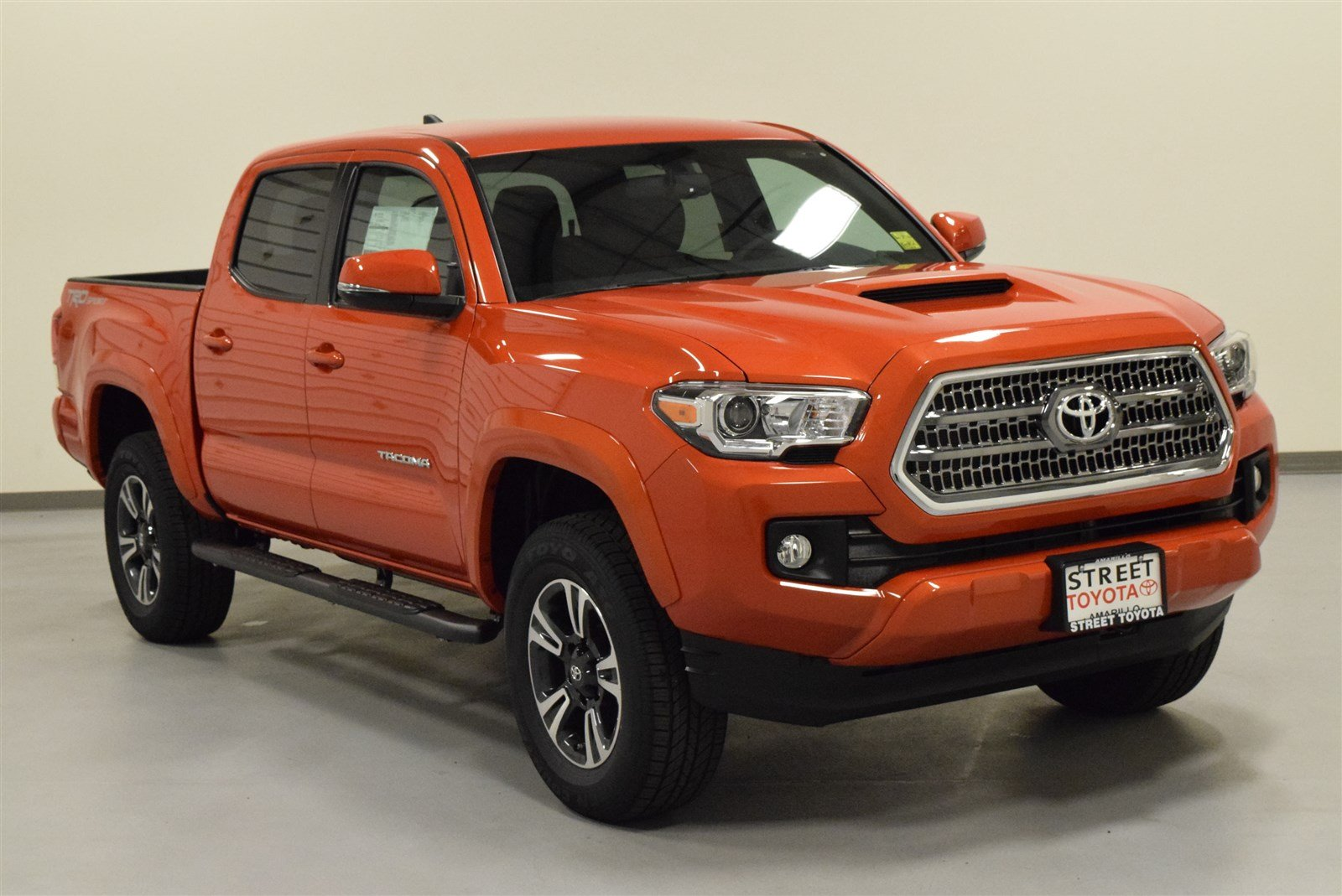 New Toyota Tacoma >> New 2017 Toyota Tacoma For Sale In Amarillo Tx 19001