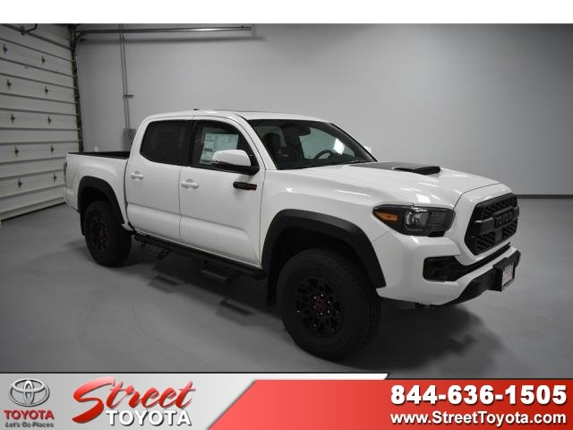 Research The New 2019 Toyota Tacoma Trd Pro For Sale In
