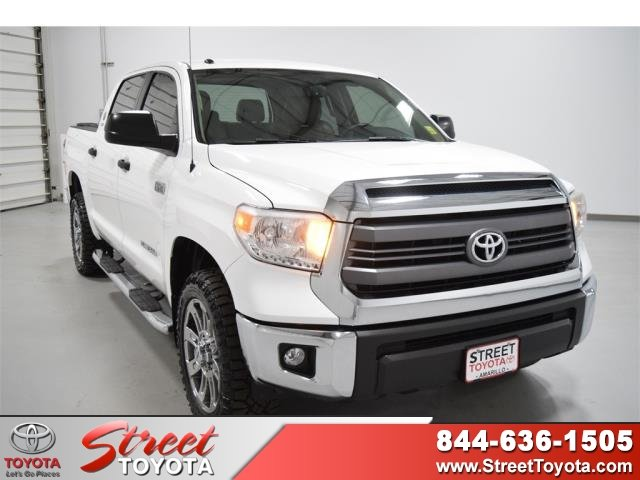 2014 Toyota Tundra For Sale >> Pre Owned 2014 Toyota Tundra Sr5 4wd Crew Cab Pickup For Sale In Amarillo Tx