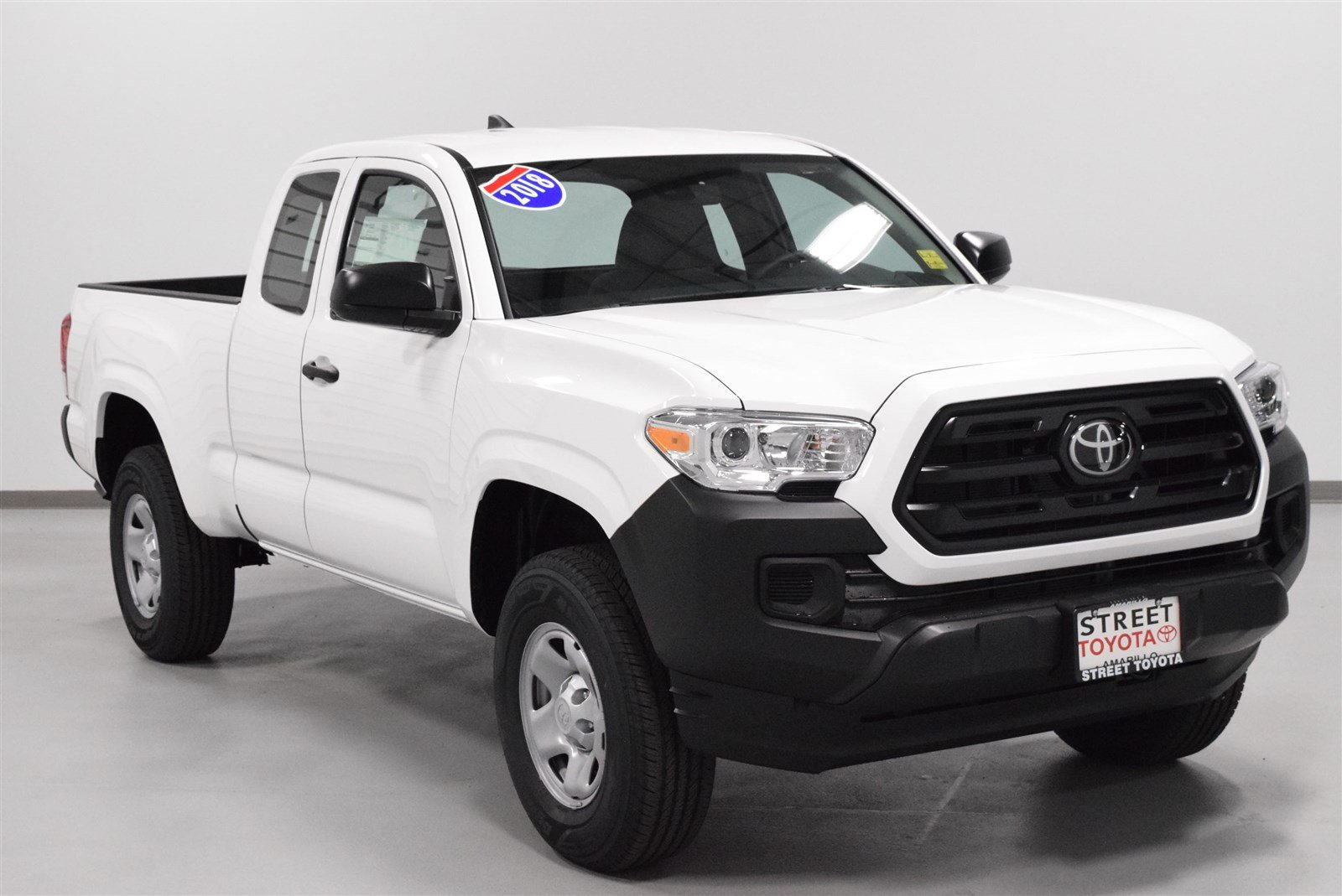New Toyota Tacoma >> New 2018 Toyota Tacoma SR For Sale Amarillo TX | 19192