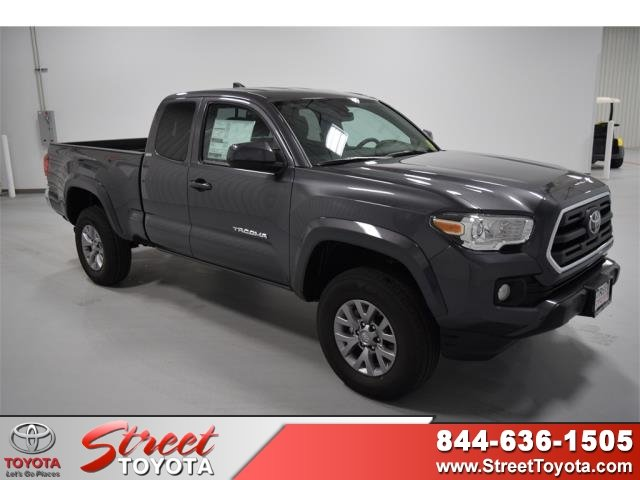 Research The New 2019 Toyota Tacoma Sr5 For Sale In Amarillo Tx