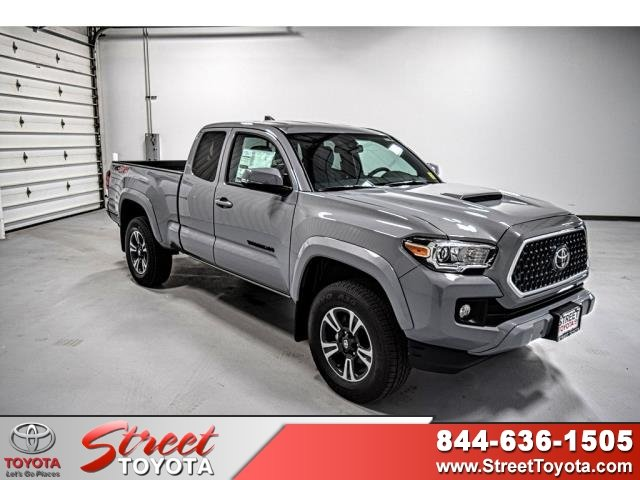 Research The New 2019 Toyota Tacoma Trd Sport For Sale In Amarillo