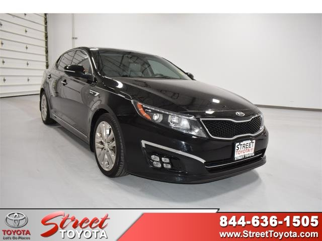 Pre Owned 2014 Kia Optima SXL Turbo