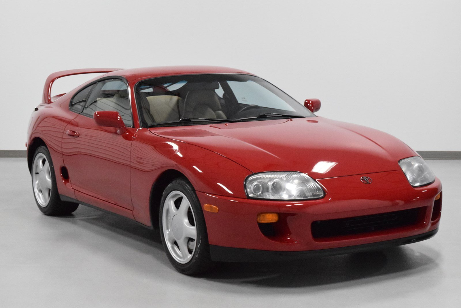 Good Pre Owned 1994 Toyota Supra W/Sport Roof