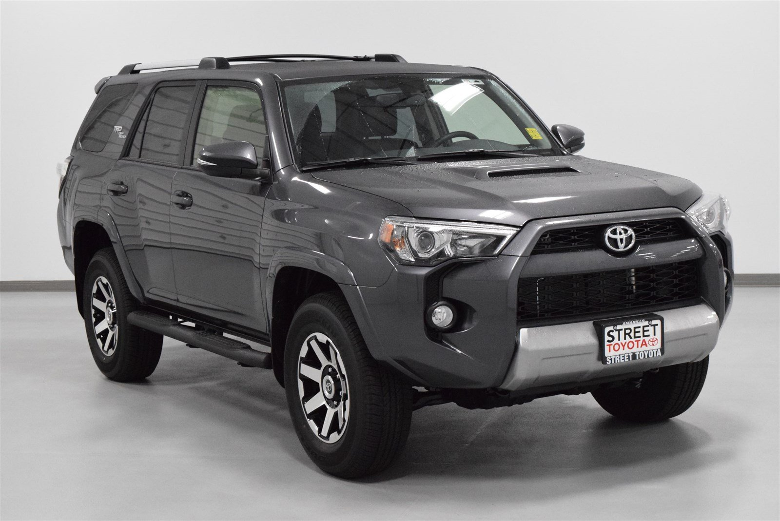 new 2018 toyota 4runner trd off road premium for sale amarillo tx 19870. Black Bedroom Furniture Sets. Home Design Ideas