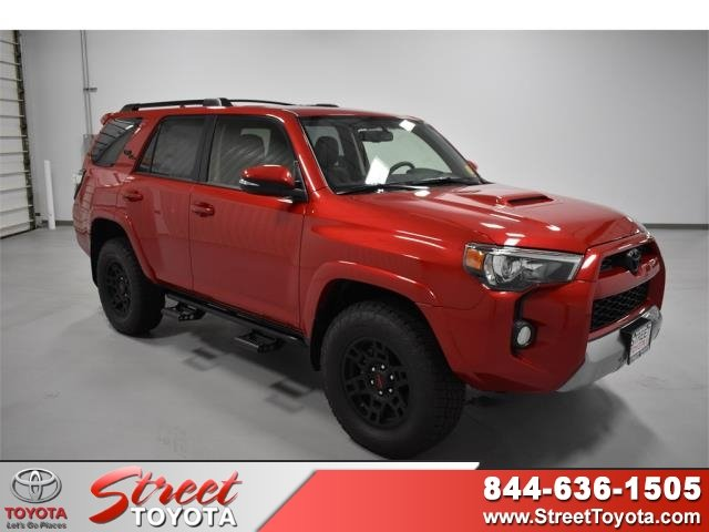 Toyota 4Runner Off Road >> New 2019 Toyota 4runner Trd Off Road Premium With Navigation 4wd For Sale In Amarillo Tx