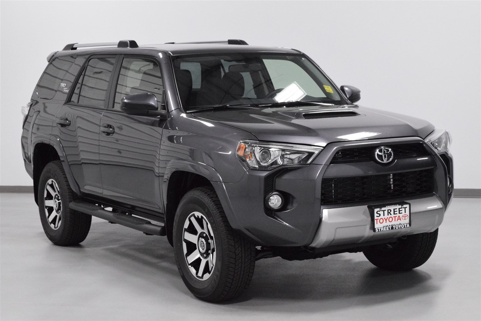 new 2018 toyota 4runner for sale in amarillo tx 19106. Black Bedroom Furniture Sets. Home Design Ideas