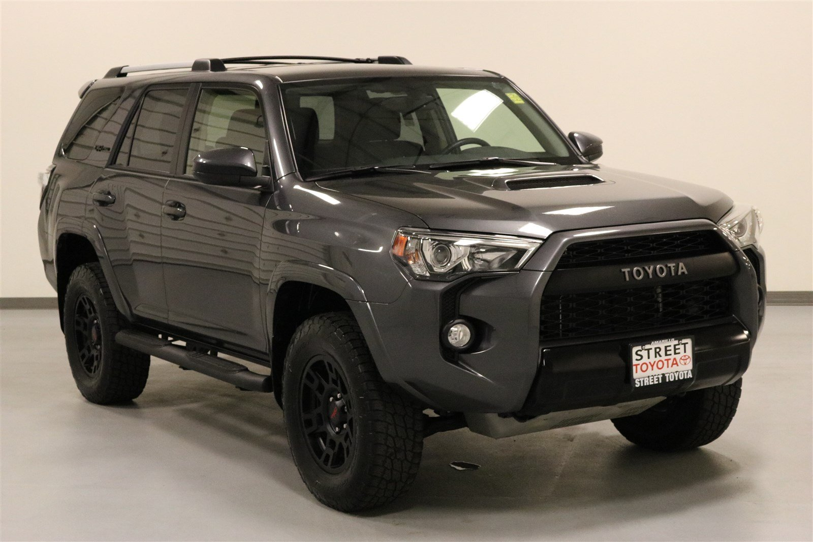 certified pre owned 2016 toyota 4runner for sale in amarillo tx 43897a. Black Bedroom Furniture Sets. Home Design Ideas