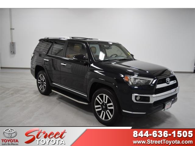 4Runner For Sale >> Certified Pre Owned 2017 Toyota 4runner Limited 4wd Sport Utility For Sale In Amarillo Tx