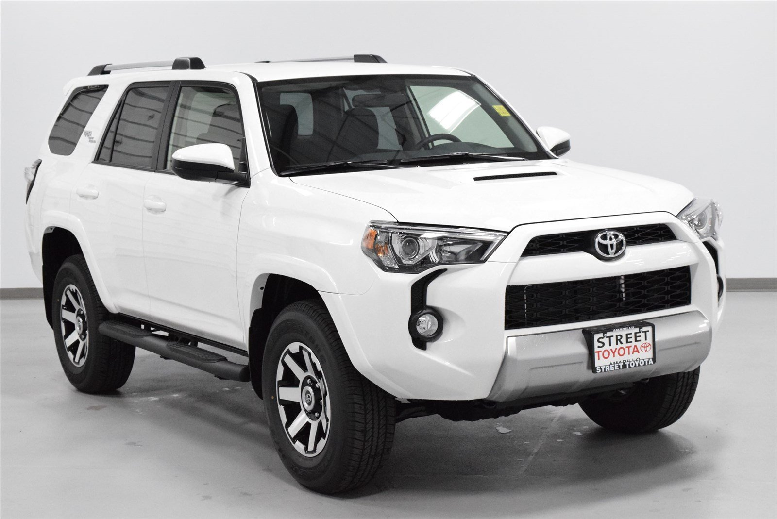 New 2018 Toyota 4runner Trd Off Road