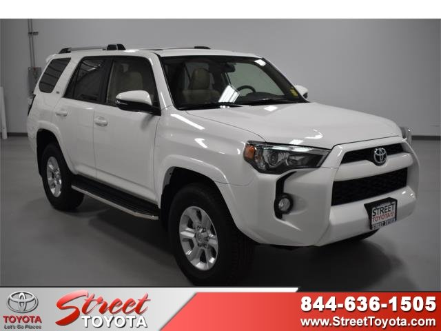 Toyota Sr5 Premium >> New 2019 Toyota 4runner Sr5 Premium With Navigation 4wd For Sale In Amarillo Tx