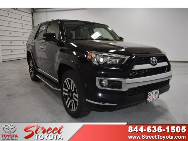 Research The New 2019 Toyota 4runner For Sale In Amarillo