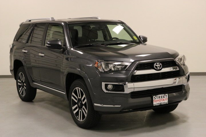 New 2017 Toyota 4runner For Sale In Amarillo Tx 18008