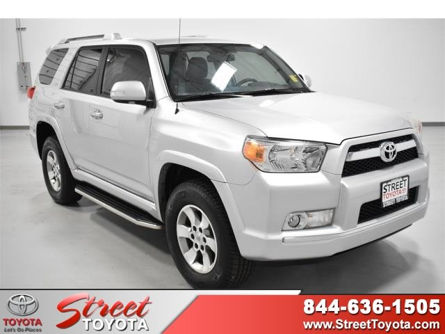 2013 Toyota 4runner For Sale >> Pre Owned 2013 Toyota 4runner Sr5 4wd Sport Utility For Sale In Amarillo Tx