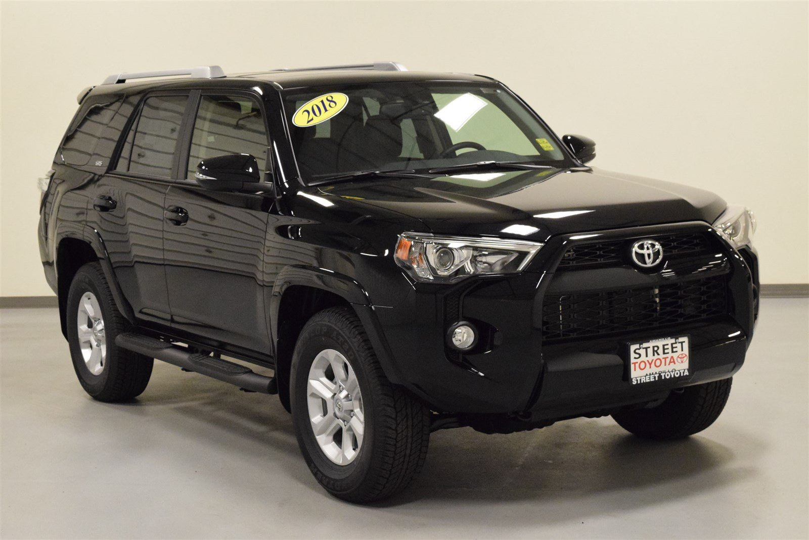 New 2018 Toyota 4runner Sr5 Premium For Sale Amarillo Tx