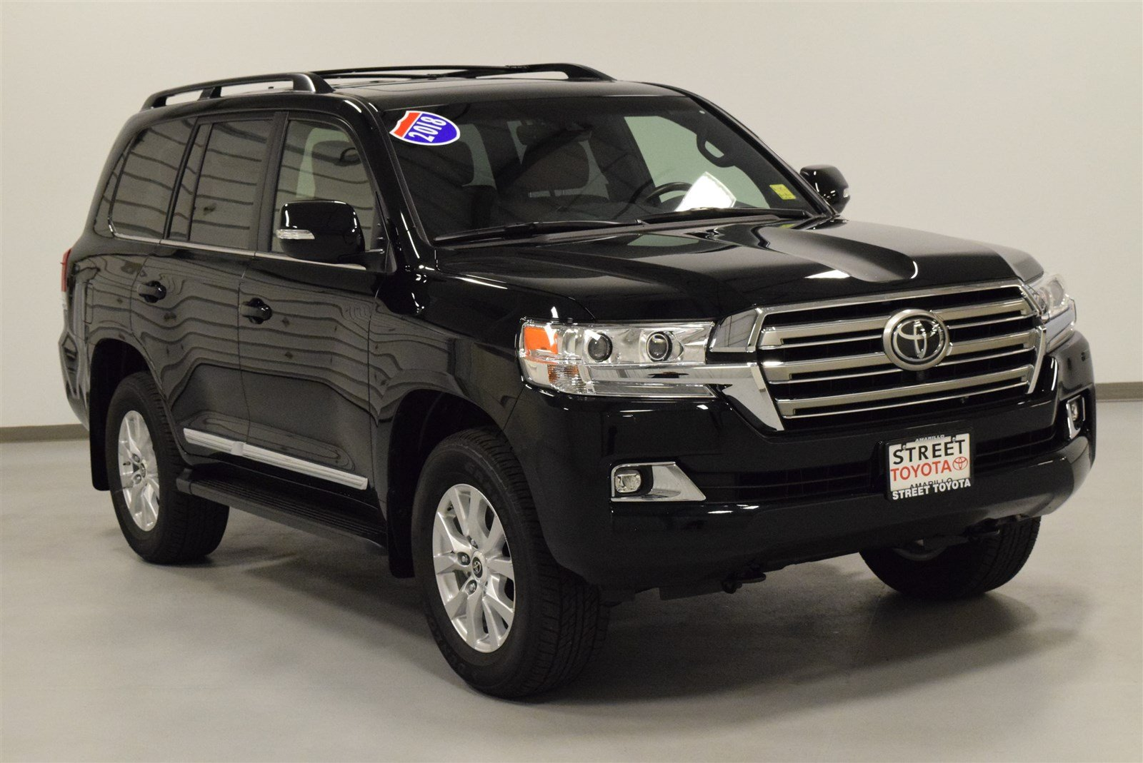 new 2018 toyota land cruiser for sale in amarillo tx 19112. Black Bedroom Furniture Sets. Home Design Ideas