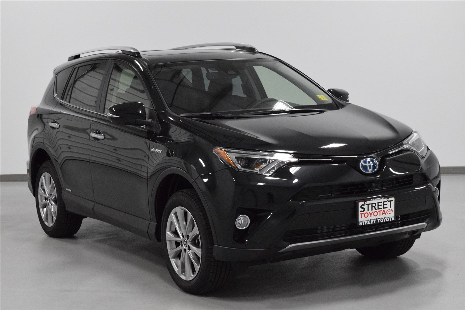 New 2018 Toyota Rav4 Hybrid Limited For Sale Amarillo Tx 19738