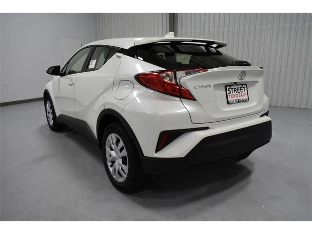 Research The New 2019 Toyota C Hr For Sale In Amarillo Tx