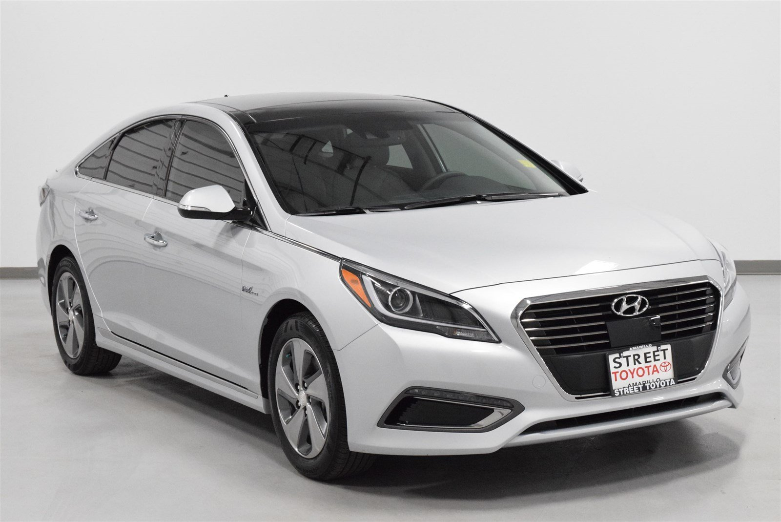 Used 2017 Hyundai Sonata Hybrid Limited For Sale Amarillo TX