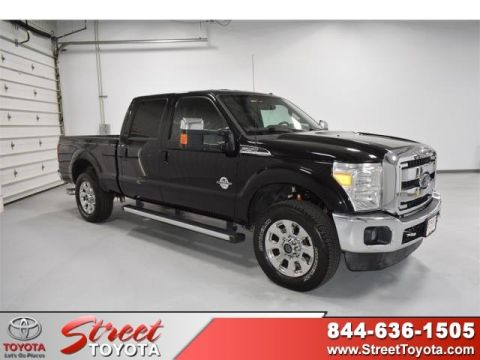 Pre-Owned 2016 Ford Super Duty F-250 SRW