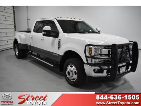 Pre-Owned 2018 Ford Super Duty F-350 DRW