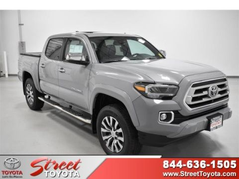 New 2020 Toyota TACOMA LIMITED Limited