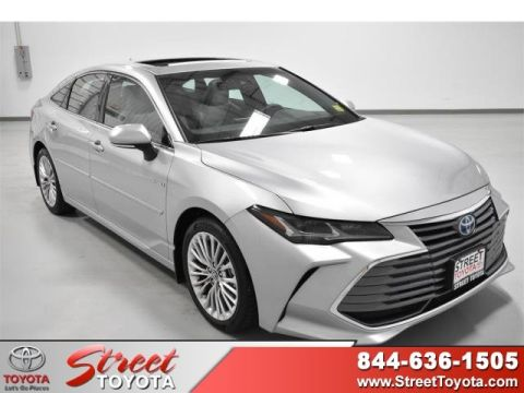 Pre-Owned 2019 Toyota Avalon Hybrid Hybrid Limited