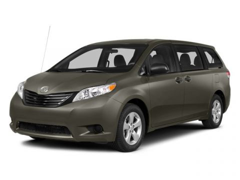Certified Pre-Owned 2014 Toyota Sienna Ltd