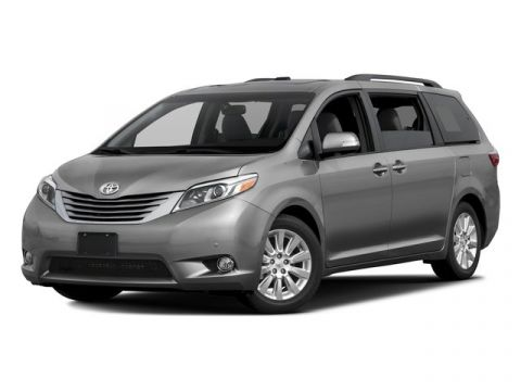 Certified Pre-Owned 2017 Toyota Sienna Limited