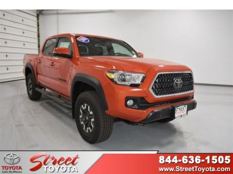 New 2018 Toyota TACOMA TRD OFFRD TRD Off Road
