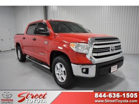Certified Pre-Owned 2016 Toyota Tundra
