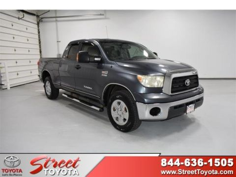 Pre Owned 2007 Toyota Tundra Sr5